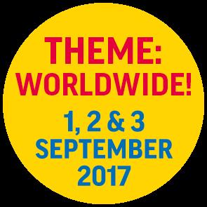Thema: Werelds! 1, 2 en 3 september