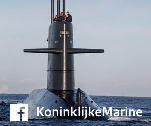 Banner - Koninklijke Marine