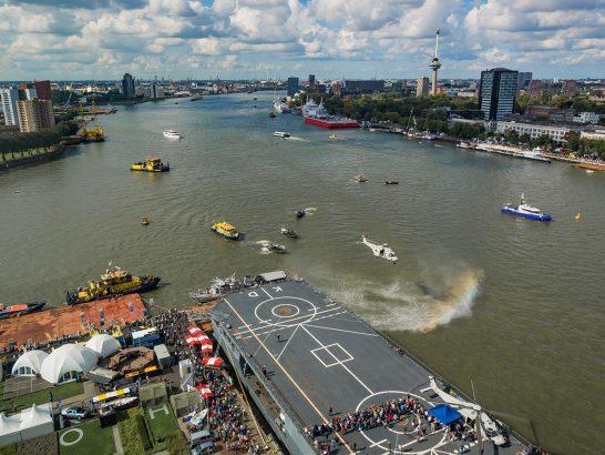 Seizoen 2 van 'De haven van Rotterdam'