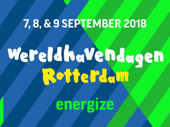 Thema Wereldhavendagen 2018 is bekend!